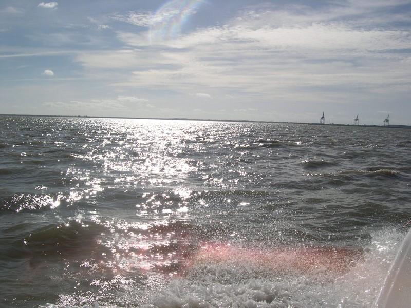 L'estuaire aout 2005
