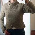 Sunrise circle jacket, en Tweed de BdF/mars-avril06