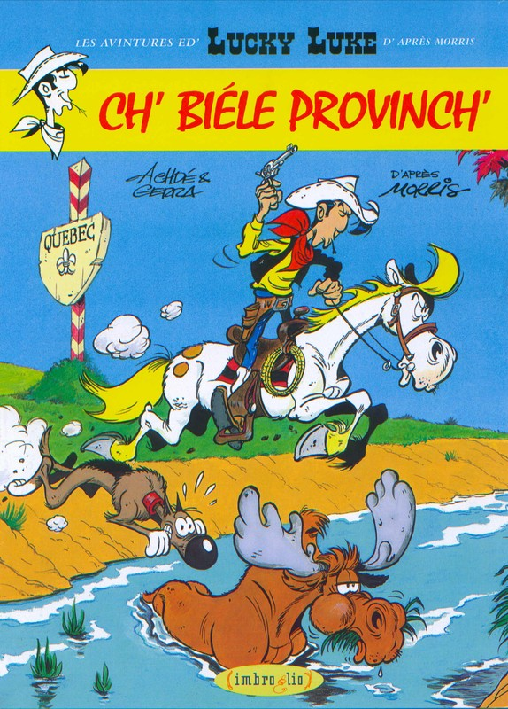 Lucky Luke et Rantanplan Integrale  [FRENCH l MULTI]