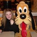 Avec Pluto au Restaurant