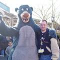 Baloo et moi !!