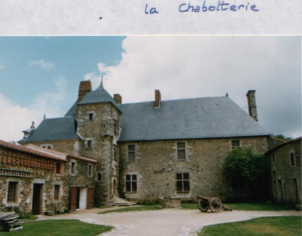 Mémorial de Vendée : le château-ferme de la Chabotterie