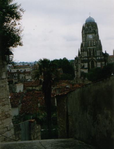 Saintes, cathédrale St-Pierre