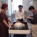 Eva Strober, Trân Duc Anh Son et moi