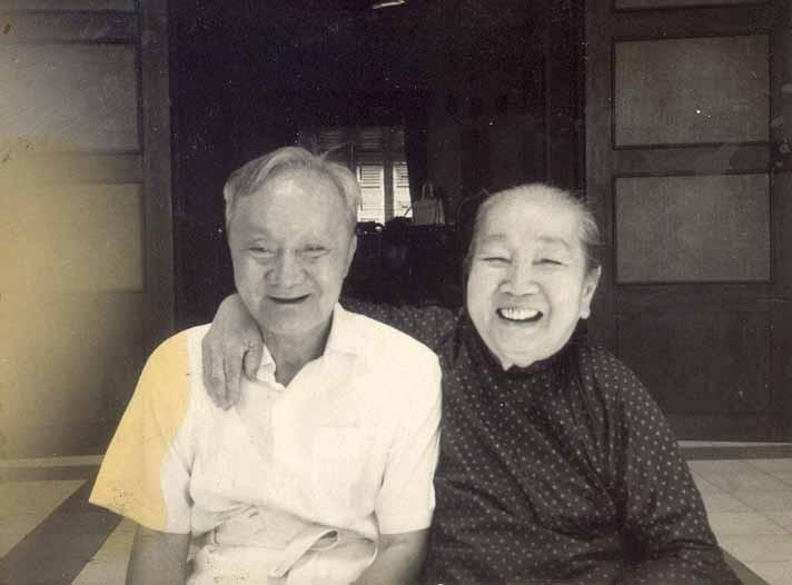 Mes grands parents