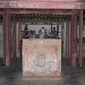 Autel principal du temple Long Châu