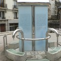 fontaine d'eau potable, place Verlaine