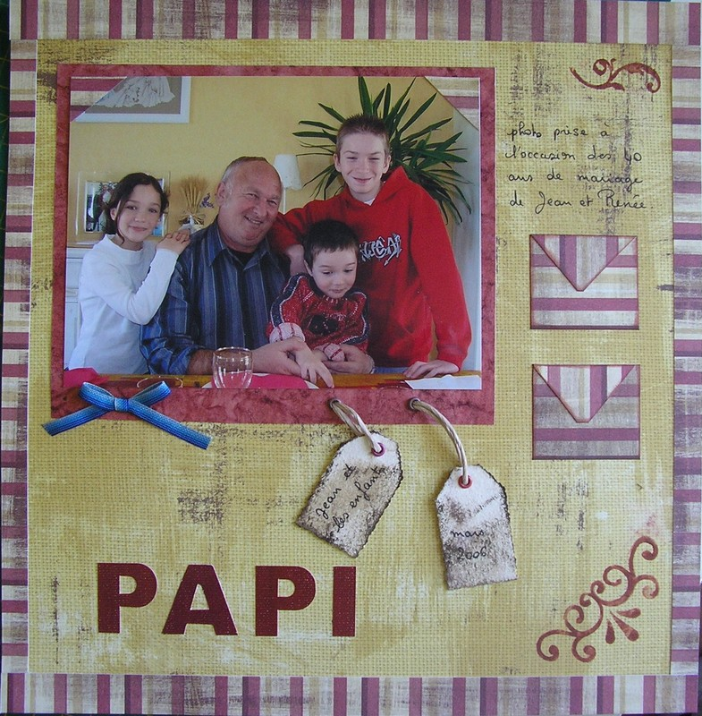 papi ( album de Steeve)