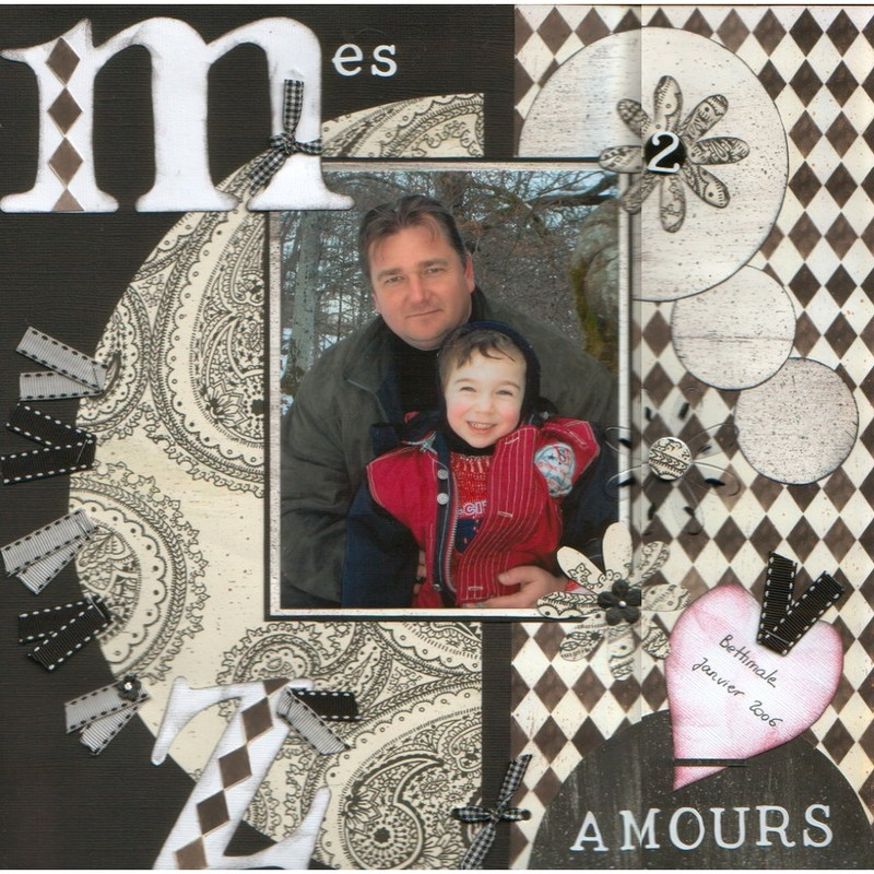 mes 2 z'amours