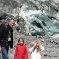 Un énorme de glace venait s'effondrer!