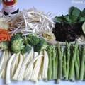 Légumes sautés à la Thaïlandaise