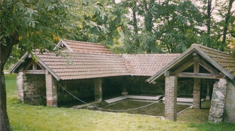 Lavoir de Saint-Lucien