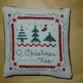 O Christmas Tree, Victoria Sampler