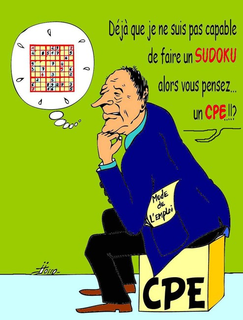 sudoku cpe mode d emploi