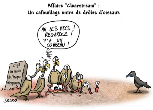 affaire clearstream