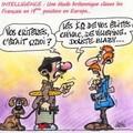 QI des francais