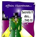 affaire clearstream secret