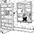 chirac va dans le mur