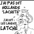 hollande villepin