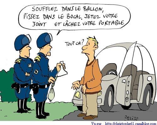 controles routiers