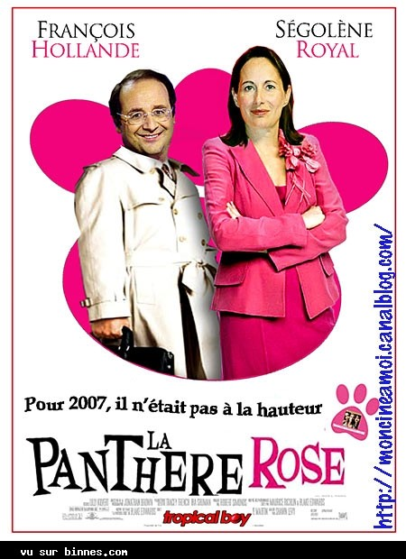 hollande et royal
