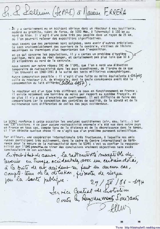 lettre de pellerin