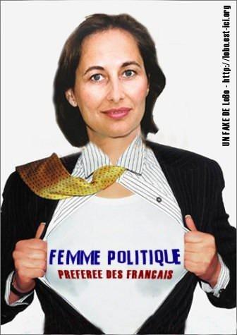 segolene femme politique