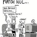 match nul