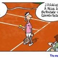 tennis et le bruit