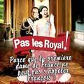 pas les royal