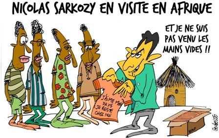 histoire drole africaine