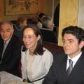 Conférence de presse accompagnée de P. ALLEMAND et M. CONCAS