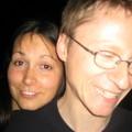 Roman et moi, trop réussie la photo lol