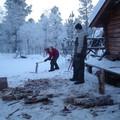 Découpage du bois
