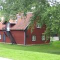 Une maison dans le campus...