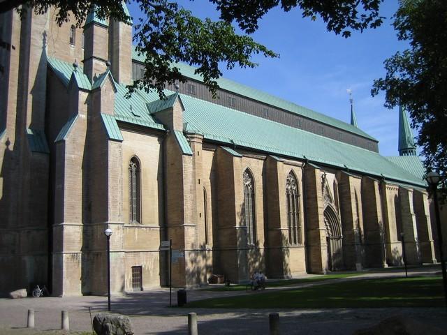 La fameuse cathédrale