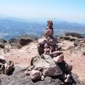 Sommet du Mont Yufu