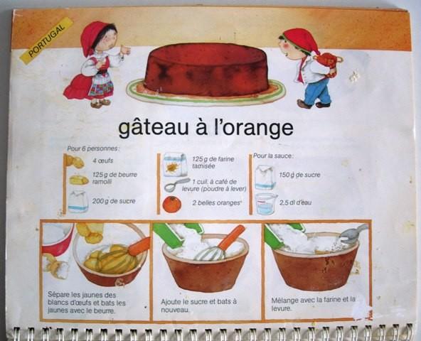 livre recettes portugaises