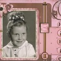 Moi :petite fille chipie de 5 ans