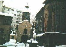 La Chapelle St Aurélien Limoges