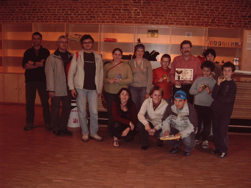 Remise des prix tournoi Multi Jeux Far West du 5 juin 2005