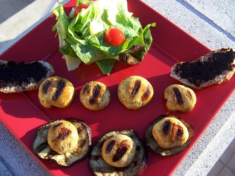 Assiette proven ale la cuisine de christine for La cuisine de christine