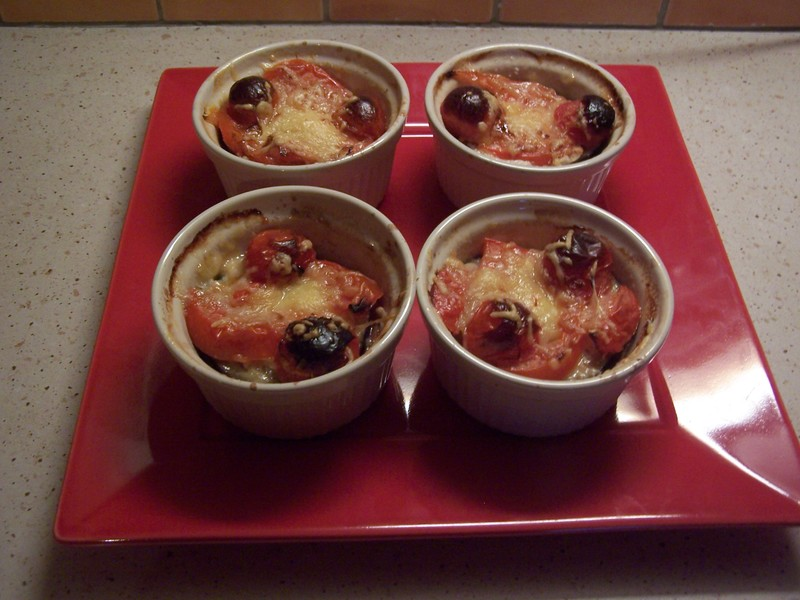 Entr e chaude facile la cuisine de christine for Entree chaude facile