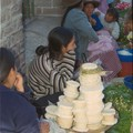 Marché d'Ayacucho fromages