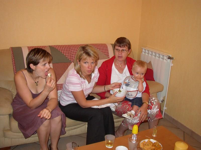 Maman et ses filles