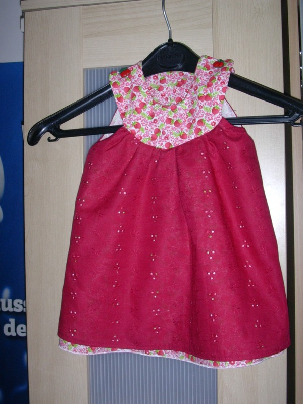 robe pour clemence (juin 2006)