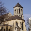 Eglise St Pierre de Montmartre, 3è plus vieille église de Paris