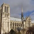 Profil droit de la cathédrale