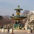 Une des fontaines de la Concorde