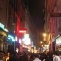 Les rues pietonnes de St Michel